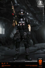 Dam DAMTOYS 1/6 Scale SF002 Ghost Series Titans PMC Frank Casey Action Figure