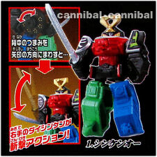 ~ Power Rangers - SHINKENGER - gashapon - ShinkenOh MEGAZORD