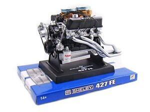 SHELBY COBRA 427 FE ENGINE MODEL 1/6 BY LIBERTY CLASSICS 84427