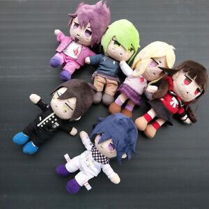 Danganronpa V3 Killing Harmony Plush Toy Akamatsu kaede Saihara Shuichi Doll Toy