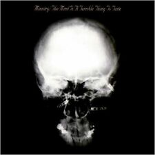 MINISTRY - The Mind Is A Terrible Thing To Taste CD