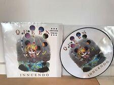 QUEEN - INNUENDO - BRAND NEW PICTURE DISC LP VINYL RECORD