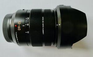 Panasonic 12-60mm f2.8-4.0 LEICA DG VARIO-ELMARIT POWER O.I.S. Lens **MINT***