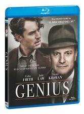 Genius (Blu Ray) Colin Firth - Jude Law