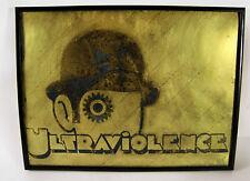 Clockwork Orange Movie Gift Metal Wall Art Print Poster Artwork Decor