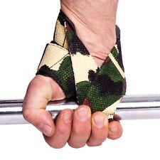 Zughilfen Ruck Zuck Schlaufen camo grün - Figure 8 Straps 8er Schlaufen