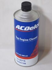 ACDELCO Upper Top Engine & Fuel Injector Cleaner 19355198 -CLEANER 32oz. 10-3015
