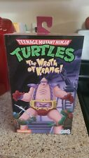 NECA TMNT The Wrath of Krang Teenage Mutant Ninja Turtles Target Exclusive