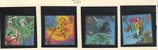 """Great Britain Sg 2197-2200 Mint """"Weather"""" set of 4"""