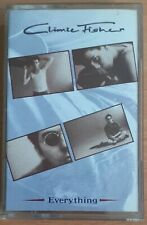 CLIMIE FISHER 'EVERYTHING' UK CASSETTE