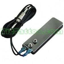 NEW Stainless Steel Foot Pedal Footswitch Switch for Tattoo Machine Power S