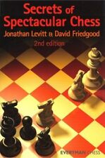 Secrets of Spectacular Chess, 2nd. NEW CHESS BOOK