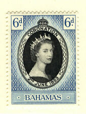 Elizabeth II (1952-Now) Bahamian Stamp Blocks