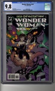 Wonder Woman (1987) # 143 - CBCS 9.8 White Pgs - Adam Hughes - First Devastation