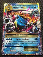 Pokemon : XY EVOLUTIONS MEGA BLASTOISE EX 22/108 RARE HOLO EX
