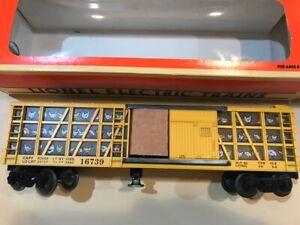 Lionel 6-16739 Foghorn Leghorn Poultry car  *MIB* Low Starting Price & NR !