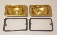 PEUGEOT 205 GTI CTI jaune Siem Reflector reconstruire Lentille unités + Outer Kit