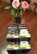 Wholesale Job-Lot 20 x Duracell Mains Adapter (2.4A) + Lightning USB Cable 1M