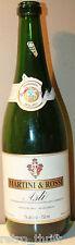 Martini & Rossi Asti Sparkling Wine Empty Bottle 750ml Italy Consorzio Dell'Asti