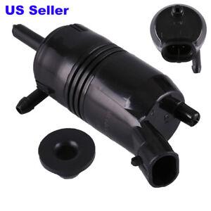 Windshield Washer Pump For Chevy Silverado 1500 2500 K1500 K2500 22127652 GMC