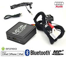 MP3MyCarBSNDEV-00787 Interface Bluetooth AUX MP3 avec Microphone pour Audi
