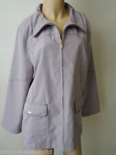 Cappotti e giacche da donna viola poliestere