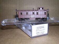 "ATLAS #35982  Santa Fe Rear Cupola Caboose #1860  ""N"" Gauge"