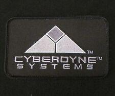 TERMINATOR MOVIE 1 2 3 SALVATION CYBERDYNE SYSTEMS UNIFORM COSTUME VELCRO® PATCH