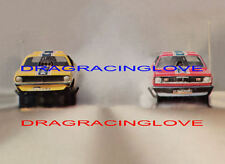 """Don """"Snake"""" Prudhomme & Tom """"Mongoose"""" McEwen Hot Wheels NITRO Funny Cars PHOTO!"""