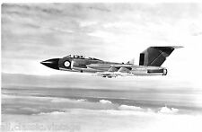 Postcard 912 - Aircraft/Aviation Real Photo Gloster Javelin F(AW)8 England