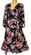 TS Dress TAKING SHAPE VIRTU plus sz L / 22 Oriental Nights stretch NWT rrp$120