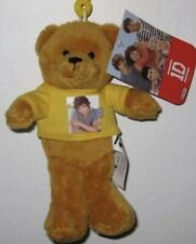 One Direction Teddy Bear with Clip 1D Liam Plush 6 inch w/Tag