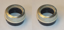 NEW FRONT FORKS NUTS + SEALS --- JAWA 350/360,354,634 + JAWA 250/559,592,353 etc