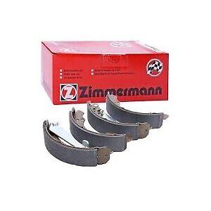 Zimmermann Park Brake Shoe Set 10990.104.2 fits BMW 2000 2.5 CS (E9) 110kw, 2...