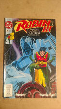 ROBIN 3 #4 FIRST PRINT DC COMICS (1993) CRY OF THE HUNTRESS
