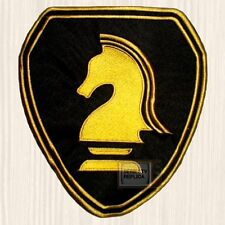 Knight Rider Industries Horse Logo Big Patch TV Series KITT Michael Embroidered