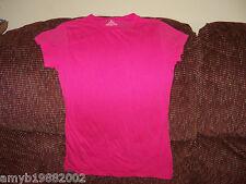 Jansport Pink T-shirt Size Medium Women's EUC FREE USA SHIPPING