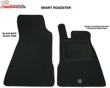 SMART Roadster 2003 to 2007 Fully Tailored Car Mats