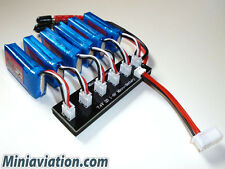 Eflite E-Flite Parkzone UMX/Blade MCPX BL 130x Batterie 1-6 Pack Charge Adaptateur