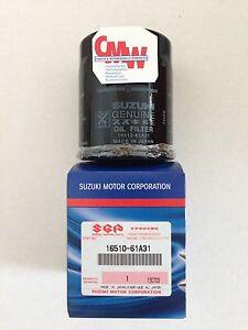 Suzuki DF 70A/80A/90A/100A/115A/140A Ölfilter 16510-61A31
