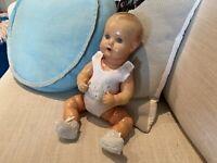 German Turtle Doll 35cm vintage Excellent condition Celluloid
