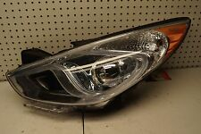 2011 12 13 2014 Hyundai Sonata Hybrid Left Side LED Halogen Headlight OEM USED