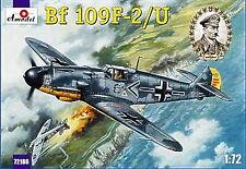 Amodel 72186 Messerschmitt Bf-109F-2/U 1/72