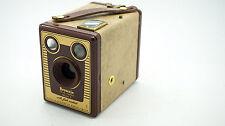 Kodak Brownie Six-20 Model F Vintage Box Camera K19#9