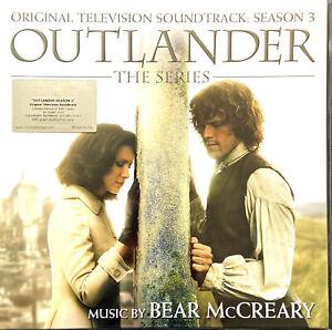 Bear McCreary 2xLP Outlander: The Series (Season 3) - Limited Ed. to 500 copies