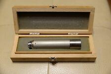 Gefell MKD MV 102 Condenser Microphone Mic w/ case and  Geffel MK 102