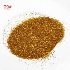 25g Of Extra / Ultra Fine Glitter Chic Rainbow Color For Crafts Nails Floristry
