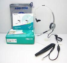 ADD200-04 Headset for Avaya 1608 1616 9620 9630 Cisco 7906 7910 SNOM 720 760 820