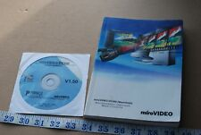 Pinnacle DV300 manuale & DISCO video audio editing per Macintosh