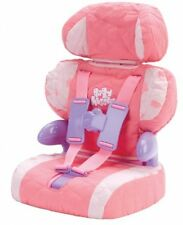 Dolls Car Boosterseat Baby Huggles Safety Doll Arm Rests Vehicle Seat Fixing Toy
